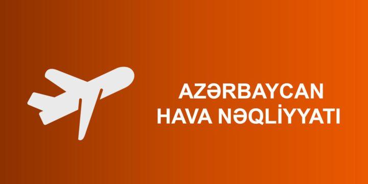 Azərbaycan Hava Nəqliyyati – 2020-Ci İl Üzrə Sərnişindaşimanin Vəziyyəti