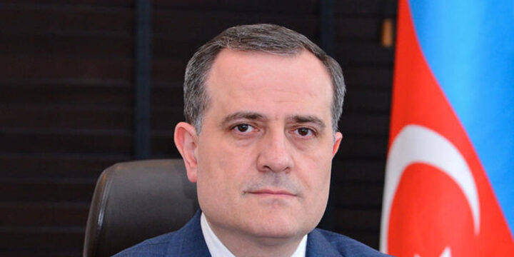 Ceyhun Bayramov Sabah Gürcüstana Səfər Edəcək
