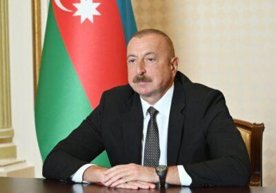Prezident İlham Əliyev Qurbanqulu Berdiməhəmmədovu təbrik edib
