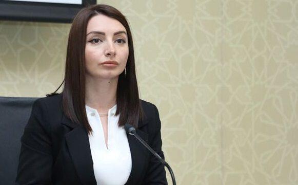 Azərbaycanın beynəlxalq səviyyədə tanınmış sərhədlərini pozan məhz Ermənistandır – Leyla Abdullayeva
