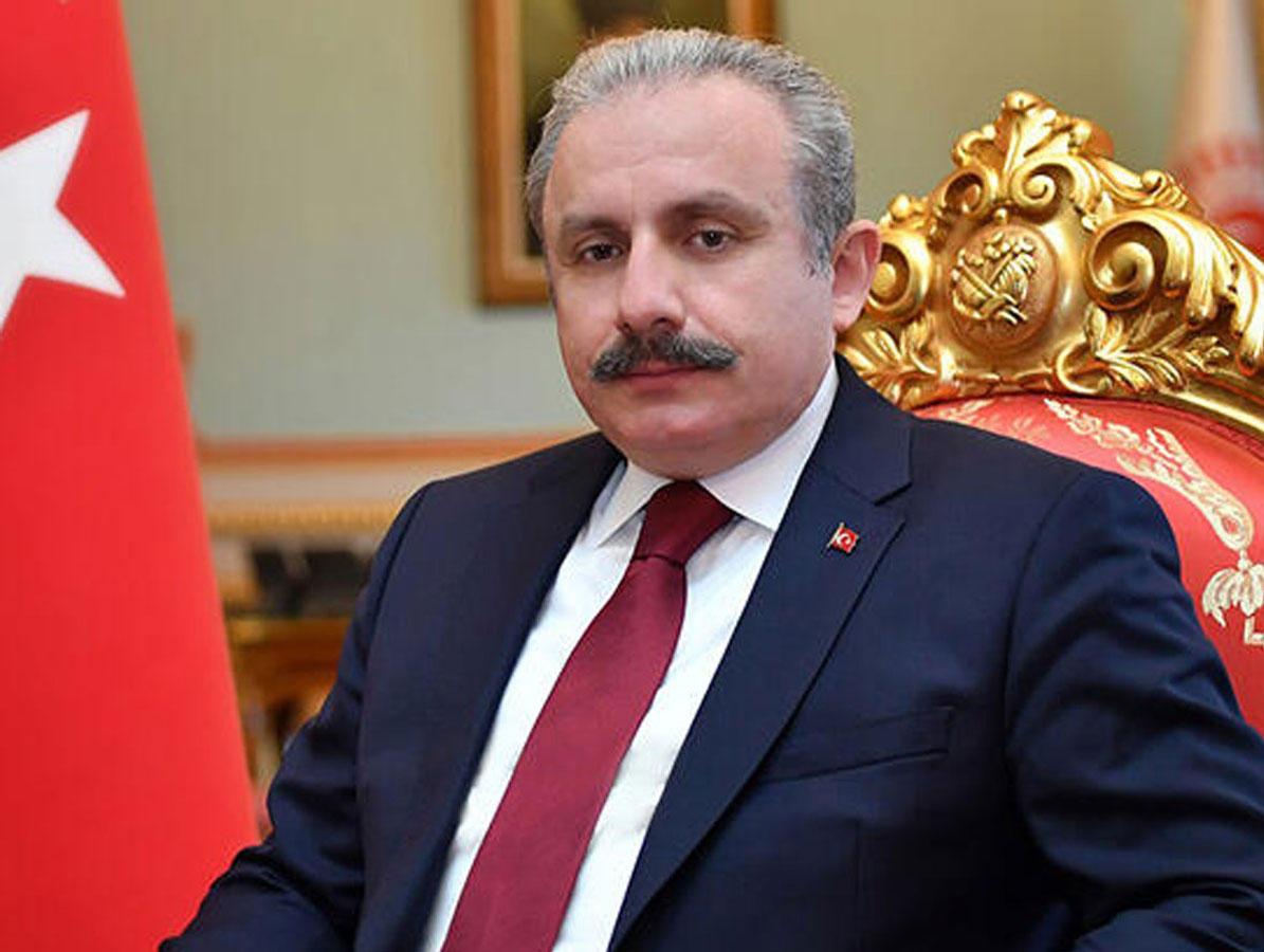 Türkiyə parlamentinin sədri Azərbaycana səfərə gəlir