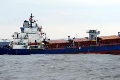 İstanbulda iki yük gəmisi toqquşub