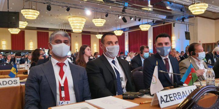 Azərbaycan nümayəndə heyəti Milli Olimpiya Komitələri Assosiasiyasının Baş Assambleyasında iştirak edib